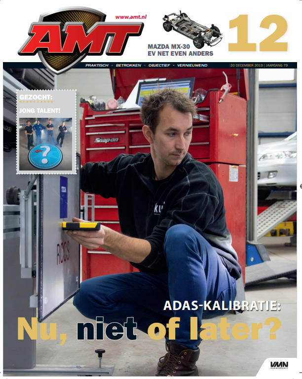 AMT tijdschrift abonnement actie korting
