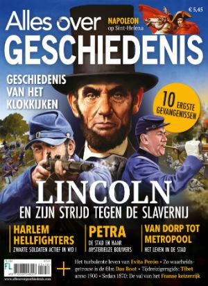 Alles over geschiedenis tijdschrift magazine abonnement aanbieding actie