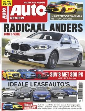 auto review tijdschrift abonnement korting