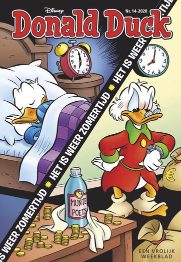 Donald Duck jaar abonnement korting