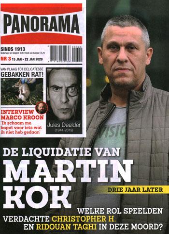 Panorama abonnement korting tijdschrift aanbieding