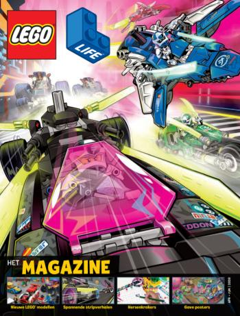 Lego life magazine gratis abonnement