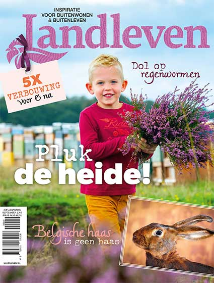 Landleven magazine tijdschrift abonnemet korting aanbieding actie