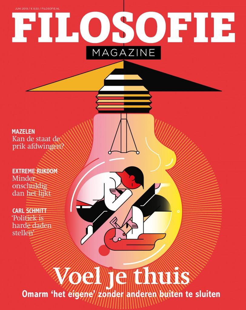 Filosofie Magazine abonnement korting aanbieding