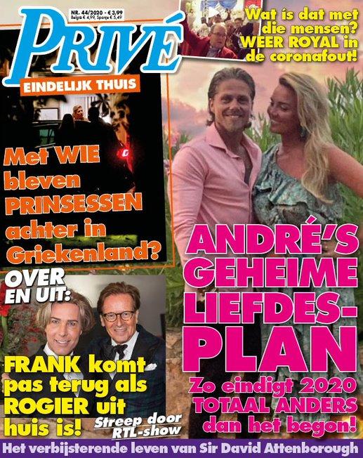 Prive abonnement weekblad aanbieding