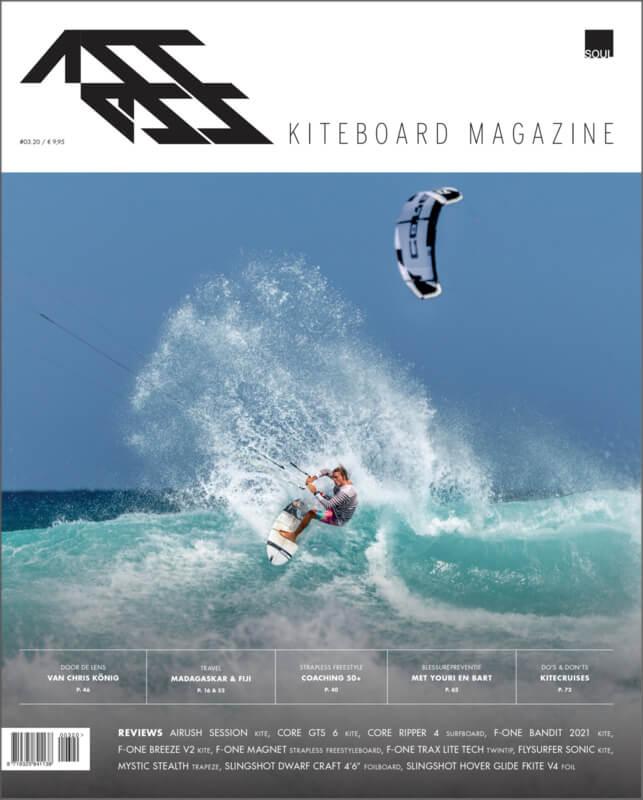 kiteboard magazine abonnement korting goedkoop aanbieding