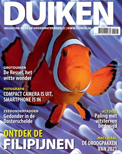 Duiken.nl Magazine abonnement korting
