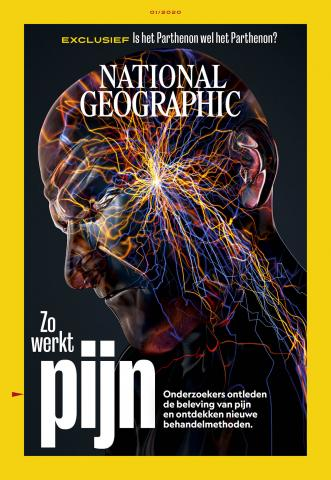 National Geographic abonnement aanbieding korting deal