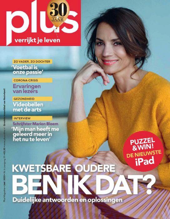 Plus Magazine goedkoop abonnement kans op gratis Ipad