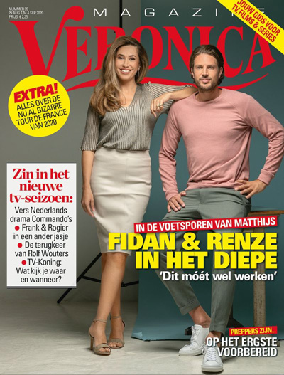 veronica magazine abonnement aanbieding korting