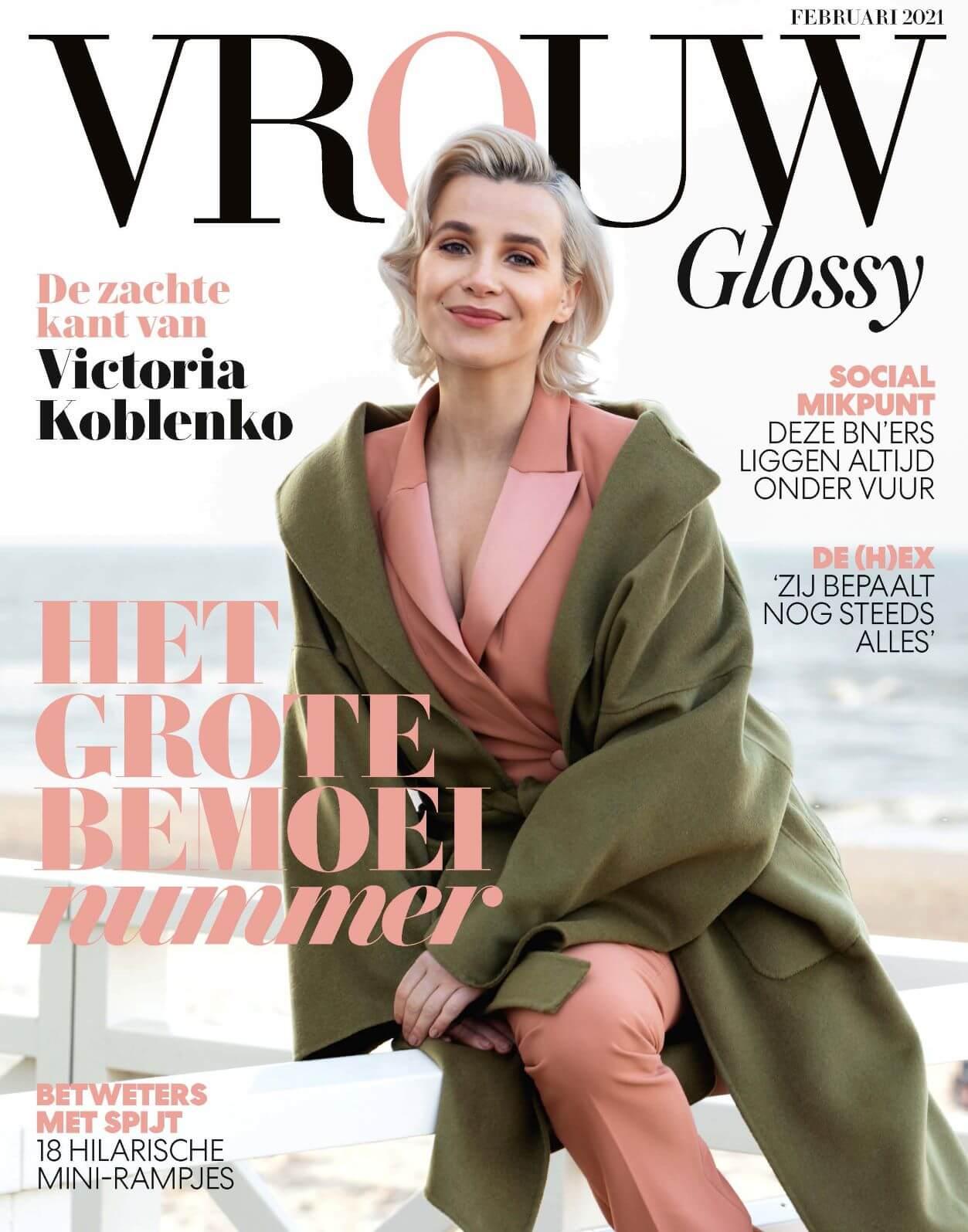 vrouw magazine glossy abonnement korting goedkoop