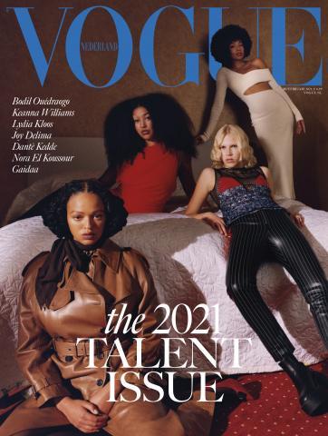 Vogue abonnement korting gratis cadeau actie